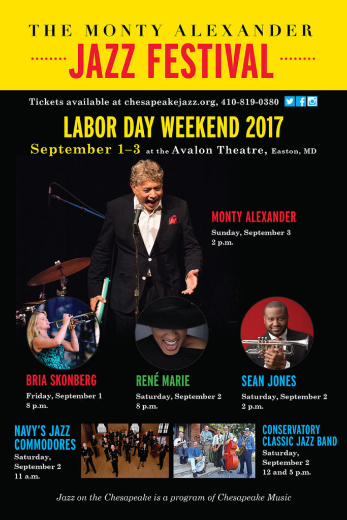 Jazz Review: The 2017 Monty Alexander Festival by John Malin