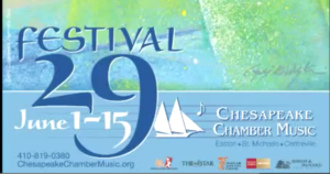 2014 Chesapeake Chamber Music Festival