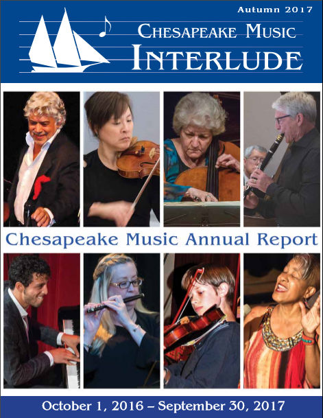 Chesapeake Music Annual Report
