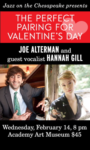 The Perfect Pairing - Joe Alterman and Hannah Gill