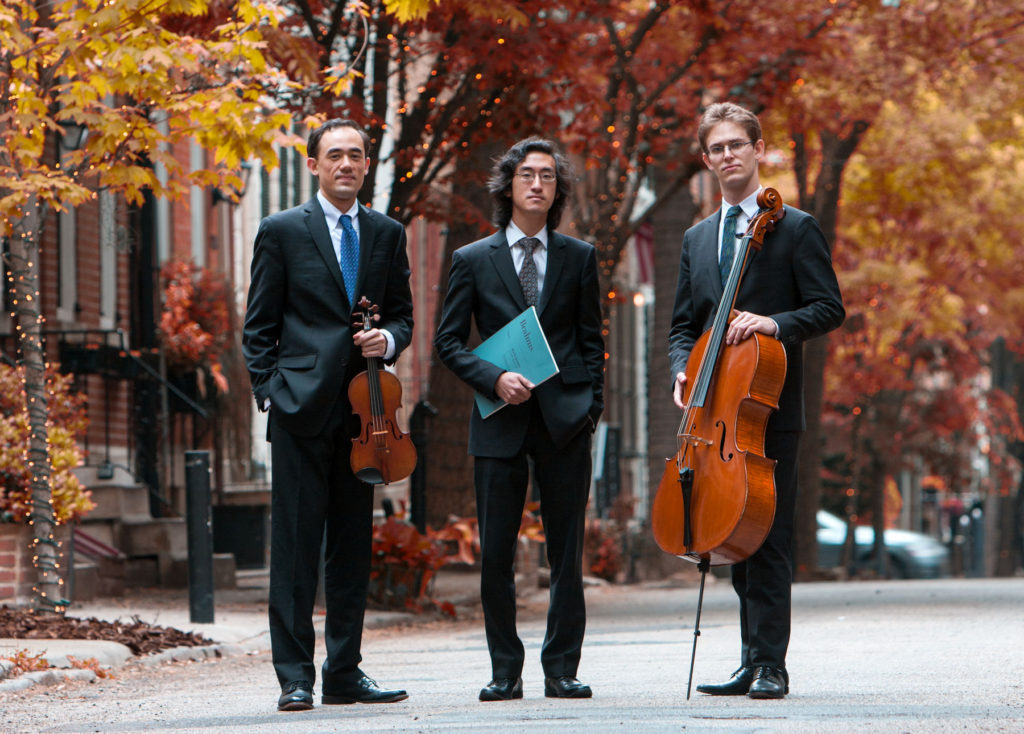 2018 Chesapeake Chamber Music Competition Draws Musicians from Across the US