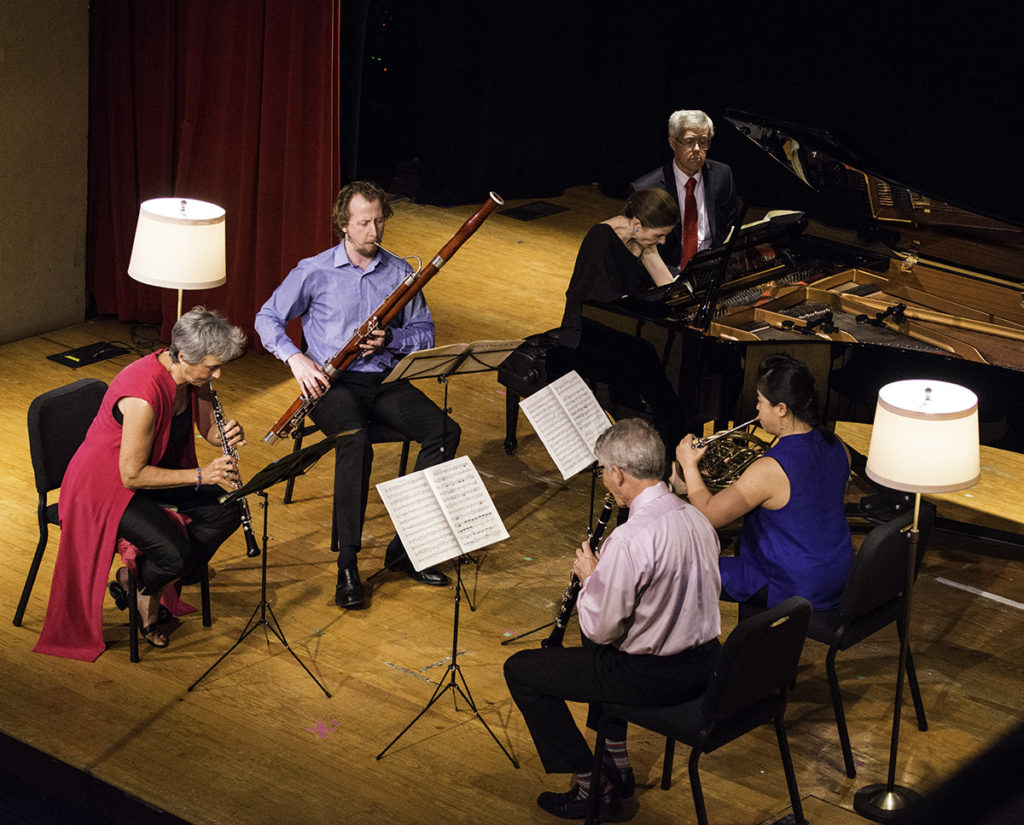 Chesapeake Music's 2018 Chamber Music Festival Dissects the Magic of Chamber Music