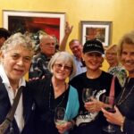 Monty, Beth Shucker, Sally Heckman, Nancy Farinacci