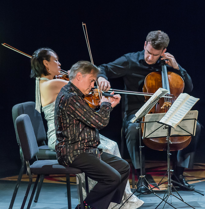 Chesapeake Music's 2019 Chamber Music Festival to Feature Enchanting Musical Pairings