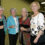 Marty Sikes, Beth Schucker, Trish Malin, Lois Campbell