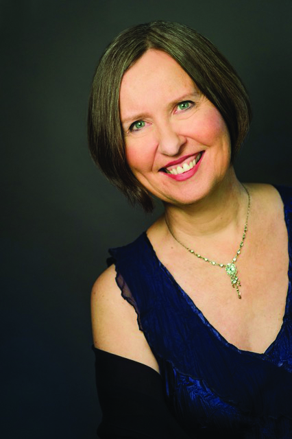Pianist Diane Walsh