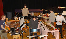 Exit 9 Percussion Group